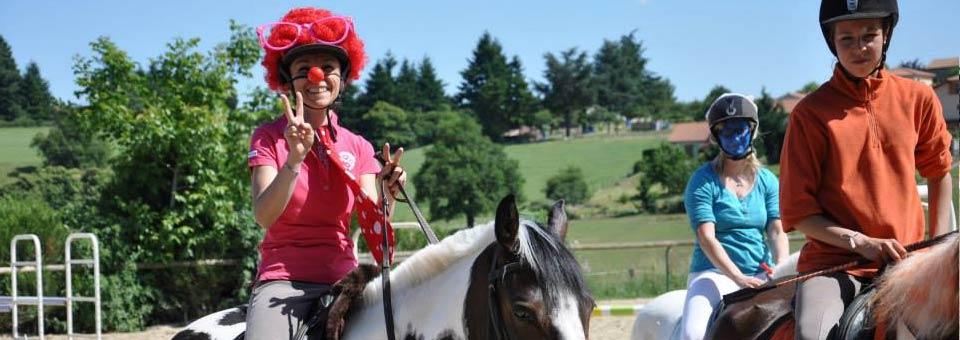 Équitation loisirs à Lyon