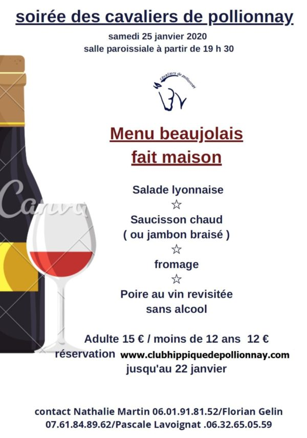 Soirée beaujolaise